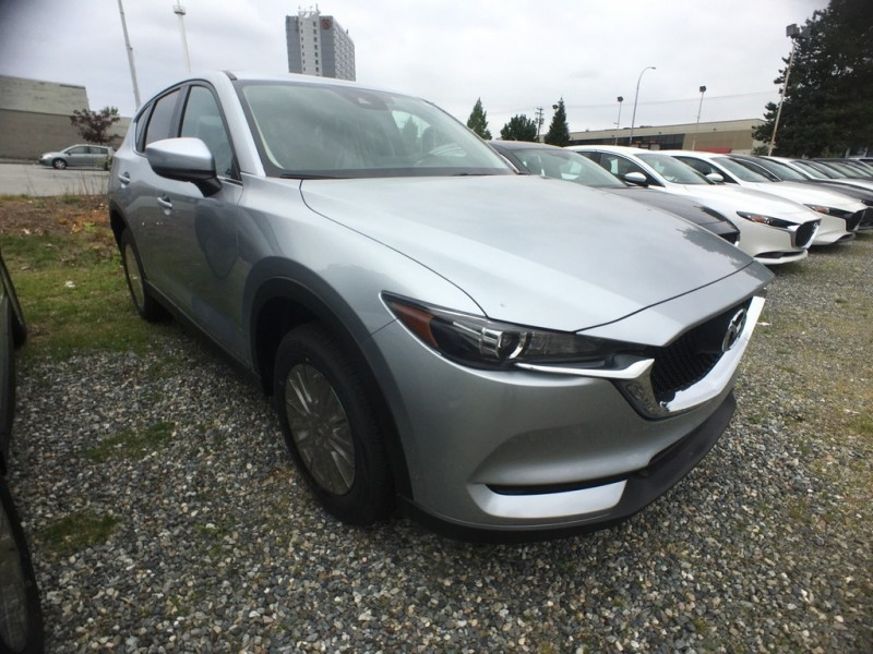 New 2019 Mazda Cx 5 Gx Auto Fwd Heated Seats Apple Carplay