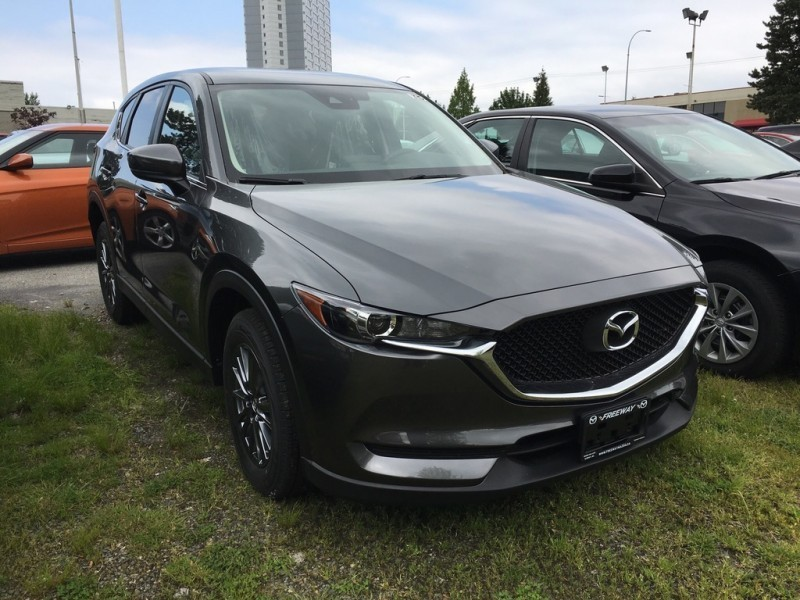 New 2019 Mazda Cx 5 Gx Heated Seats Apple Carplay 193 B W