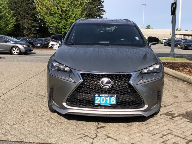 2016 Lexus NX 200T Base - Local - One owner - $193 51 B/W 4WD SUV